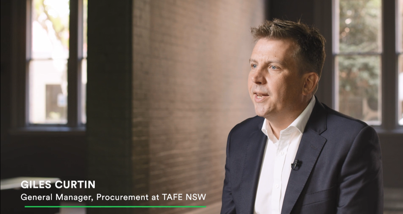 Our Client Stories: TAFE NSW