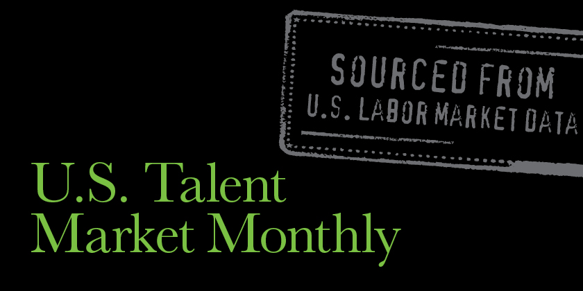 January 2021 US Talent Market Monthly